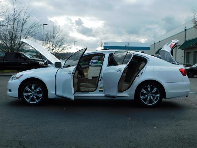 2009 Lexus GS 350 AWD / NAVi CAM / HEATED + COOLED LEATHER SEATS - Photo 22 - Portland, OR 97217