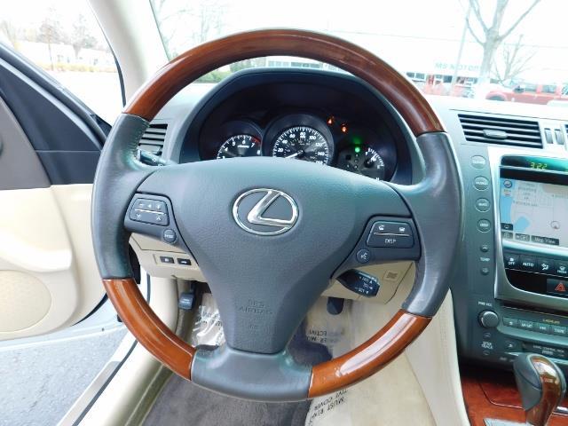 2009 Lexus GS 350 AWD / NAVi CAM / HEATED + COOLED LEATHER SEATS - Photo 39 - Portland, OR 97217