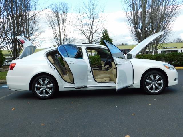 2009 Lexus GS 350 AWD / NAVi CAM / HEATED + COOLED LEATHER SEATS - Photo 23 - Portland, OR 97217