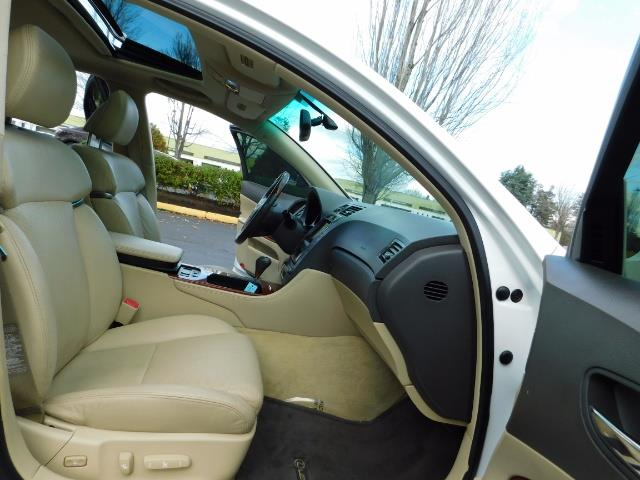 2009 Lexus GS 350 AWD / NAVi CAM / HEATED + COOLED LEATHER SEATS - Photo 16 - Portland, OR 97217