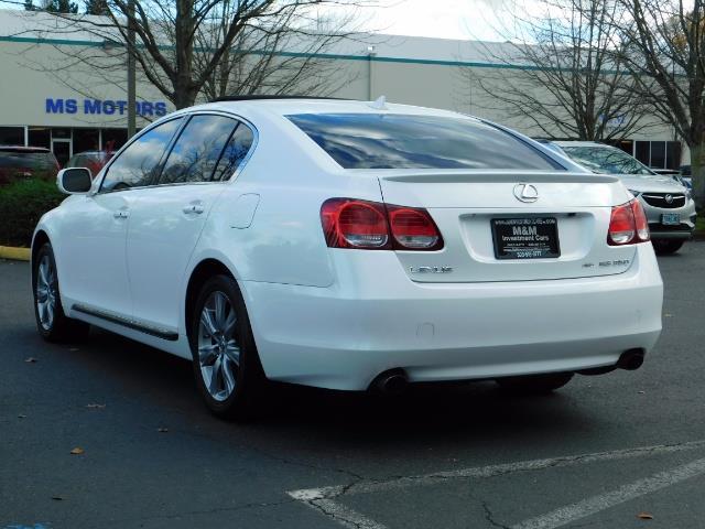 2009 Lexus GS 350 AWD / NAVi CAM / HEATED + COOLED LEATHER SEATS - Photo 7 - Portland, OR 97217