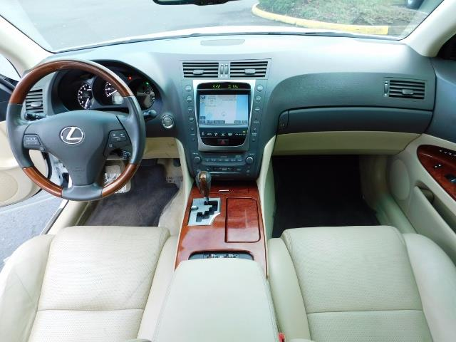 2009 Lexus GS 350 AWD / NAVi CAM / HEATED + COOLED LEATHER SEATS - Photo 17 - Portland, OR 97217