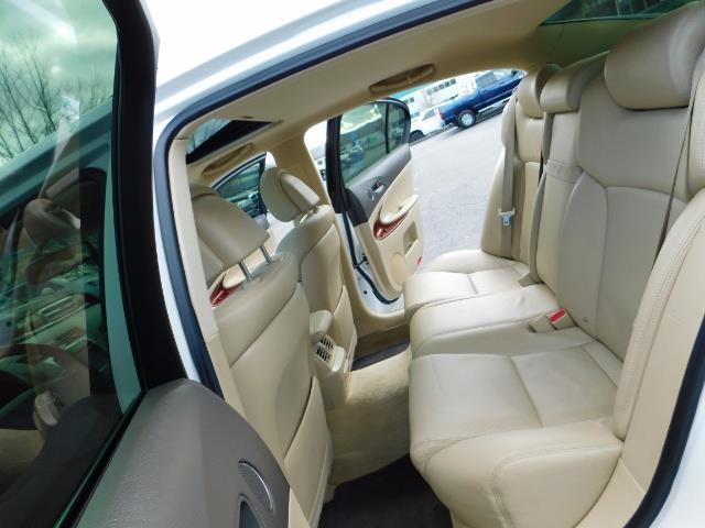 2009 Lexus GS 350 AWD / NAVi CAM / HEATED + COOLED LEATHER SEATS - Photo 14 - Portland, OR 97217