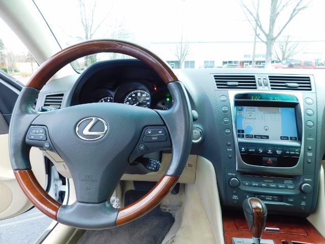 2009 Lexus GS 350 AWD / NAVi CAM / HEATED + COOLED LEATHER SEATS - Photo 35 - Portland, OR 97217