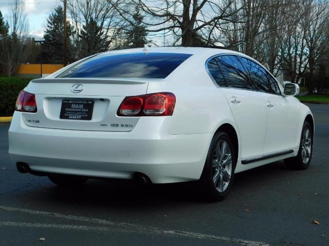 2009 Lexus GS 350 AWD / NAVi CAM / HEATED + COOLED LEATHER SEATS - Photo 8 - Portland, OR 97217
