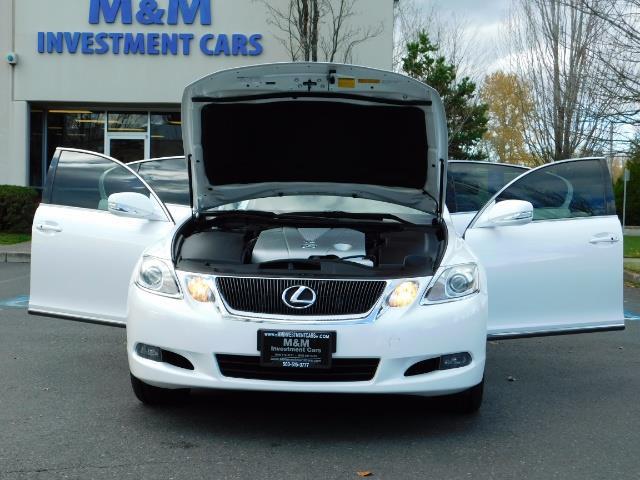 2009 Lexus GS 350 AWD / NAVi CAM / HEATED + COOLED LEATHER SEATS - Photo 30 - Portland, OR 97217
