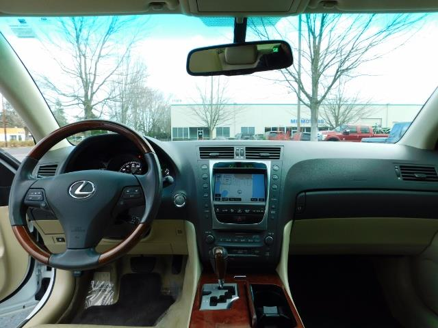 2009 Lexus GS 350 AWD / NAVi CAM / HEATED + COOLED LEATHER SEATS - Photo 34 - Portland, OR 97217