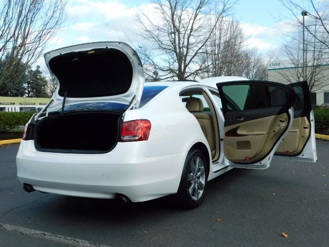 2009 Lexus GS 350 AWD / NAVi CAM / HEATED + COOLED LEATHER SEATS - Photo 28 - Portland, OR 97217