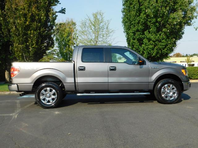 2014 Ford F-150 4X4 / BackUp CAM / Bed Cover / 1-Owner - Photo 4 - Portland, OR 97217