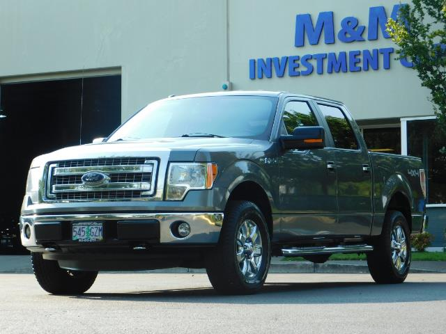 2014 Ford F-150 4X4 / BackUp CAM / Bed Cover / 1-Owner - Photo 1 - Portland, OR 97217