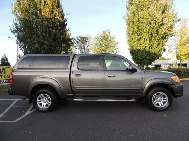 2006 Toyota Tundra Limited Double Cab / 4X4 /Matching Canopy/1 Owner