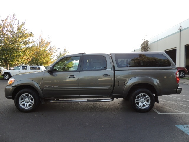 2006 Toyota Tundra Limited Double Cab / 4X4 /Matching Canopy/1-Owner -  sc 1 st  Mu0026M Investment Cars & 2006 Toyota Tundra Limited Double Cab / 4X4 /Matching Canopy/1-Owner