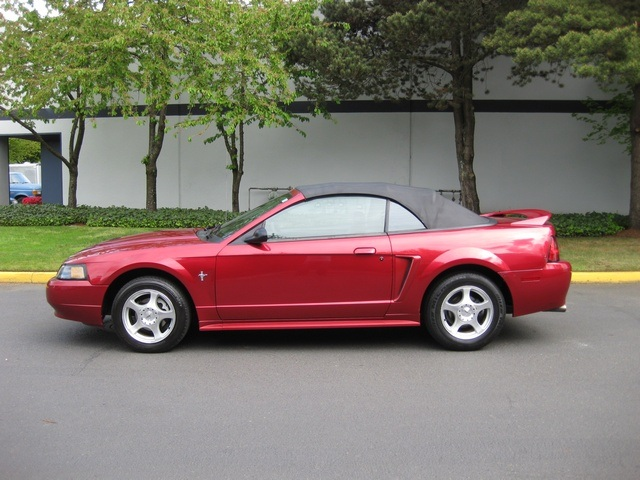 2003 ford mustang deluxe convertible power top v6 automatic 2003 ford mustang deluxe convertible power top v6 automatic photo 2 portland sciox Images