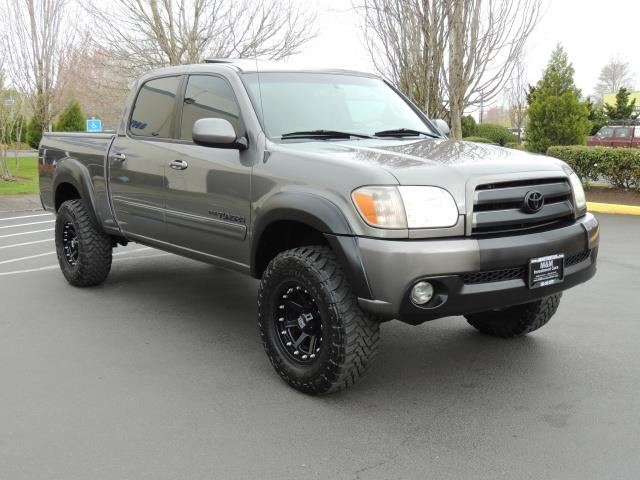 Toyota Tundra DOUBLE CAB LIMITED X TRD OFF ROAD LIFTED - 2005 tundra