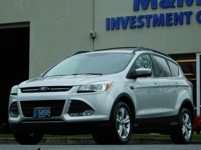 2013 Ford Escape SE / Sport Utility / 4Cyl 2.0 Liter / AWD / Excel - Photo 41 - Portland, OR 97217