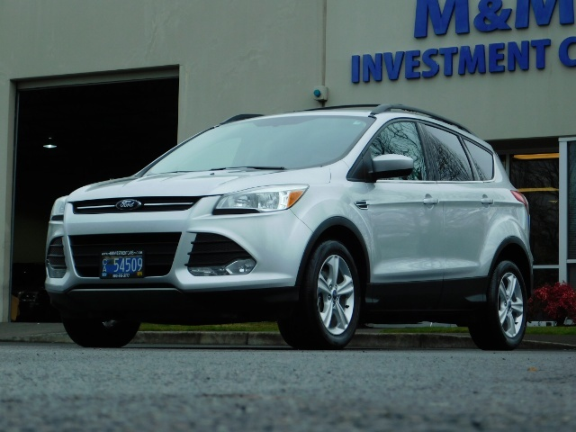 2013 Ford Escape SE / Sport Utility / 4Cyl 2.0 Liter / AWD / Excel - Photo 44 - Portland, OR 97217