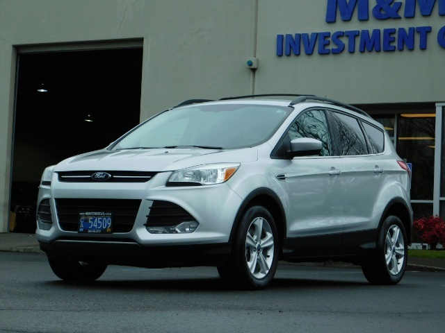 2013 Ford Escape SE / Sport Utility / 4Cyl 2.0 Liter / AWD / Excel - Photo 1 - Portland, OR 97217