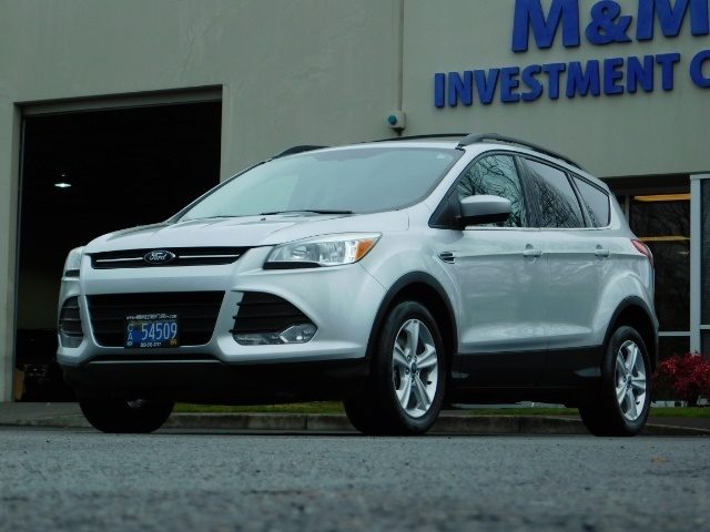2013 Ford Escape SE / Sport Utility / 4Cyl 2.0 Liter / AWD / Excel - Photo 42 - Portland, OR 97217
