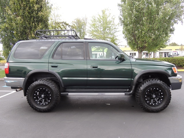 Lifted 4runner For Sale >> 1999 Toyota 4runner Sr5 4x4 3 4l 6cyl Lifted Lifted