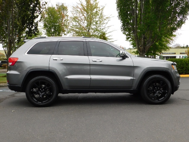 2012 Jeep Grand Cherokee OVERLAND SUMMIT Edition HEMI V8 ...