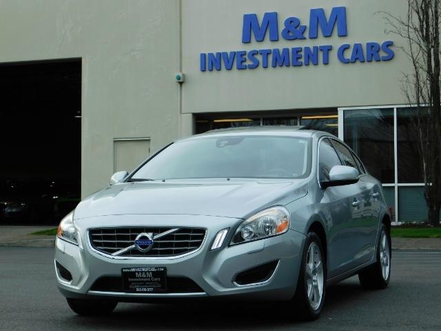 2013 Volvo S60 T5 Premier / AWD / Leather / Heated seats / 44K mi - Photo 46 - Portland, OR 97217