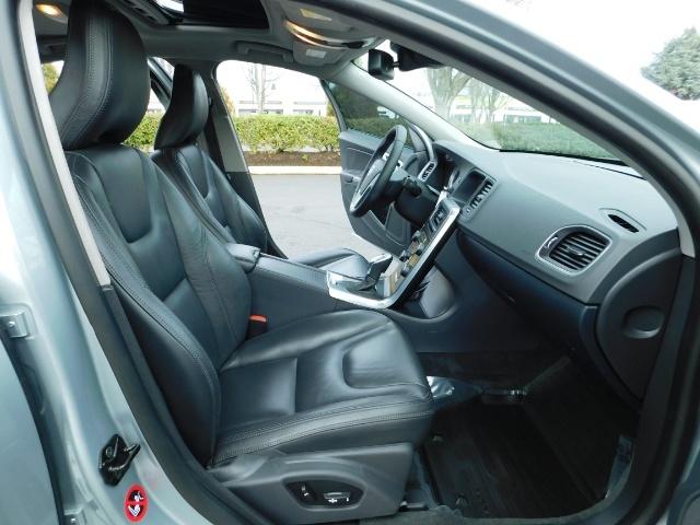 2013 Volvo S60 T5 Premier / AWD / Leather / Heated seats / 44K mi - Photo 17 - Portland, OR 97217