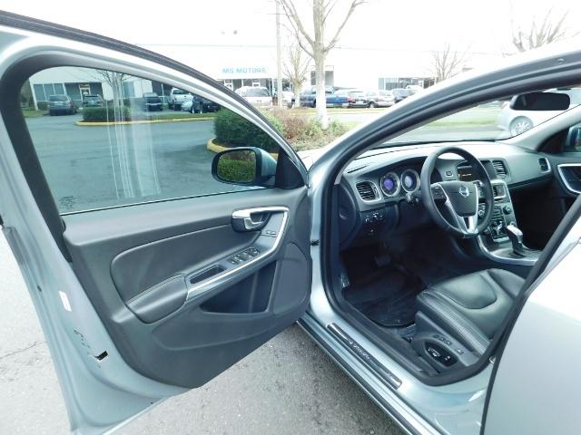 2013 Volvo S60 T5 Premier / AWD / Leather / Heated seats / 44K mi - Photo 13 - Portland, OR 97217