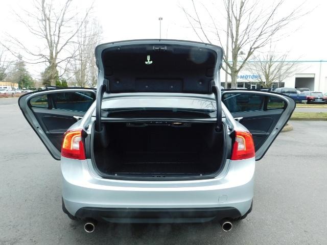2013 Volvo S60 T5 Premier / AWD / Leather / Heated seats / 44K mi - Photo 37 - Portland, OR 97217