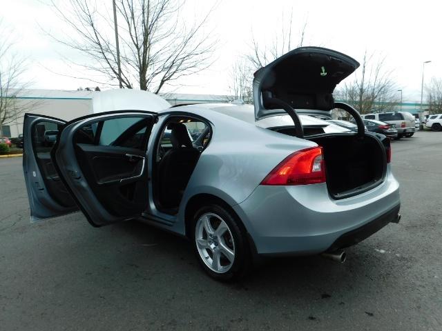 2013 Volvo S60 T5 Premier / AWD / Leather / Heated seats / 44K mi - Photo 35 - Portland, OR 97217