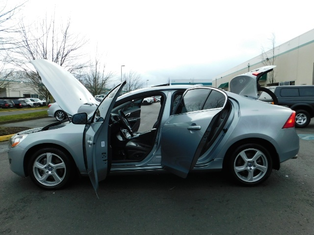2013 Volvo S60 T5 Premier / AWD / Leather / Heated seats / 44K mi - Photo 34 - Portland, OR 97217