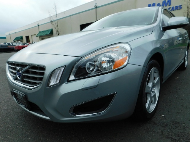 2013 Volvo S60 T5 Premier / AWD / Leather / Heated seats / 44K mi - Photo 7 - Portland, OR 97217
