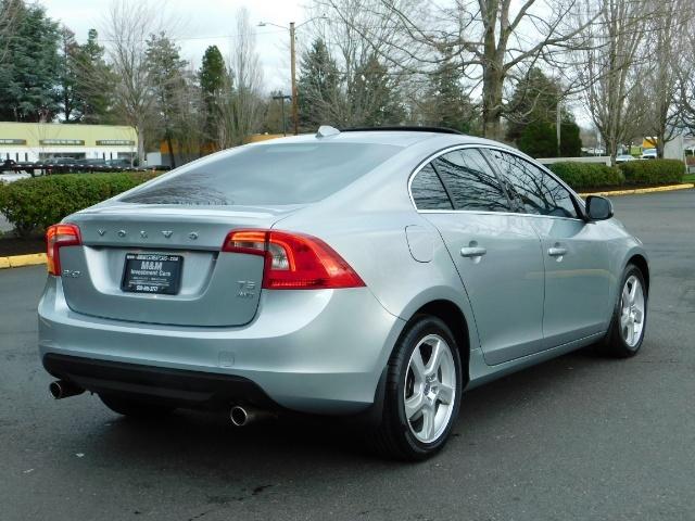 2013 Volvo S60 T5 Premier / AWD / Leather / Heated seats / 44K mi - Photo 10 - Portland, OR 97217