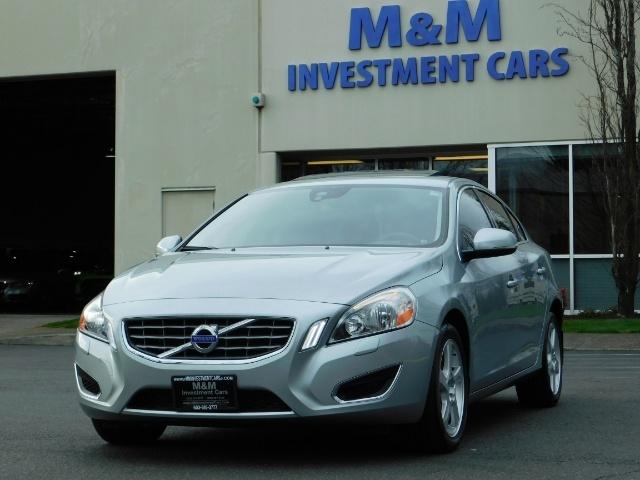 2013 Volvo S60 T5 Premier / AWD / Leather / Heated seats / 44K mi - Photo 1 - Portland, OR 97217