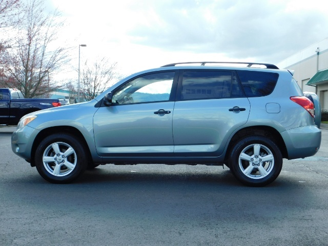 2007 Toyota RAV4 4dr SUV 4Cyl AWD Gas Saver 25MPG 25Service Records - Photo 3 - Portland, OR 97217