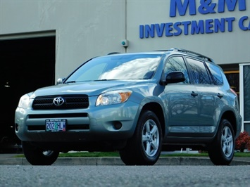 2007 Toyota RAV4 4dr SUV 4Cyl AWD Gas Saver 25MPG 25Service Records