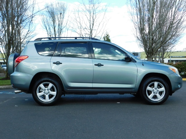 2007 Toyota RAV4 4dr SUV 4Cyl AWD Gas Saver 25MPG 25Service Records - Photo 4 - Portland, OR 97217