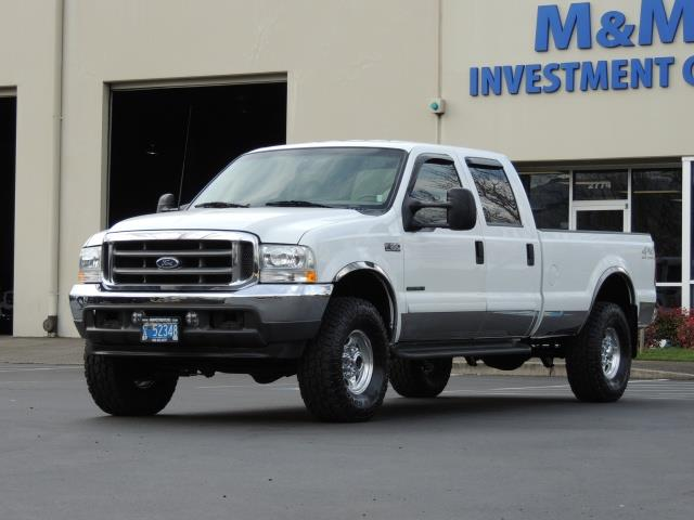 2001 ford f-350 super duty specs