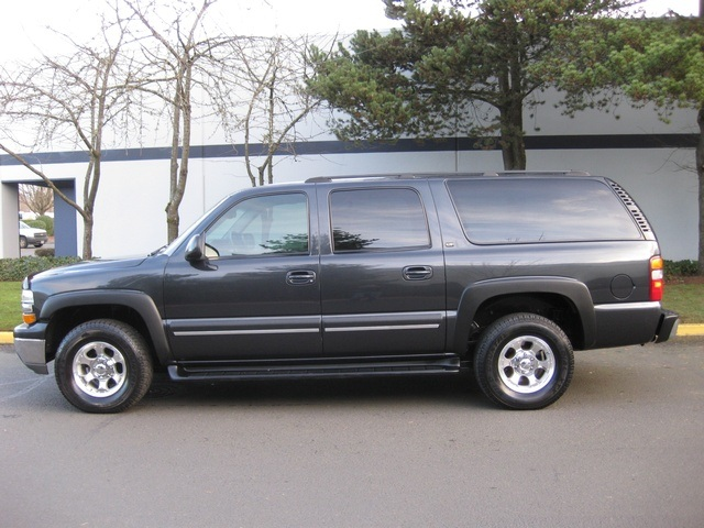 2003 chevrolet suburban 1500 lt 4wd leather 3rd seat 89k miles 2003 chevrolet suburban 1500 lt 4wd