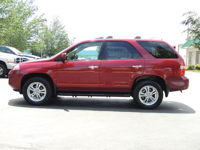 2002 Acura MDX Touring/ AWD / 3RD Row Seats / Leather / Moon Roof - Photo 3 - Portland, OR 97217