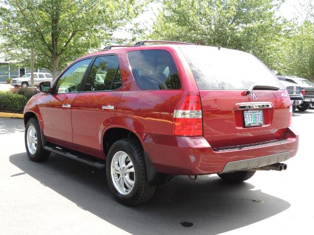 2002 Acura MDX Touring/ AWD / 3RD Row Seats / Leather / Moon Roof - Photo 5 - Portland, OR 97217