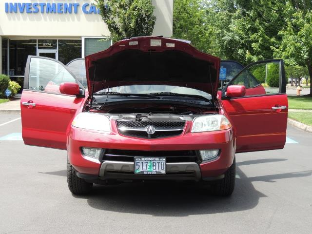 2002 Acura MDX Touring/ AWD / 3RD Row Seats / Leather / Moon Roof - Photo 36 - Portland, OR 97217