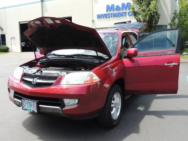 2002 Acura MDX Touring/ AWD / 3RD Row Seats / Leather / Moon Roof - Photo 11 - Portland, OR 97217