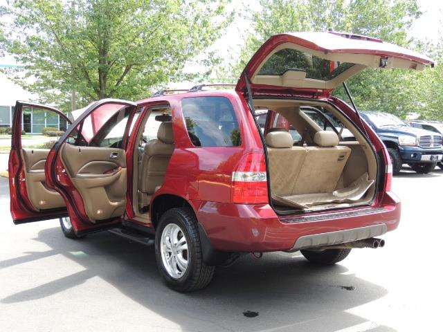 2002 Acura MDX Touring/ AWD / 3RD Row Seats / Leather / Moon Roof - Photo 13 - Portland, OR 97217