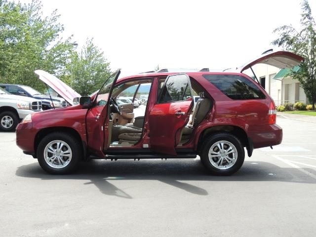 2002 Acura MDX Touring/ AWD / 3RD Row Seats / Leather / Moon Roof - Photo 12 - Portland, OR 97217