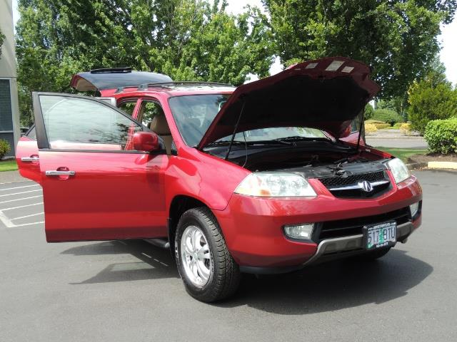 2002 Acura MDX Touring/ AWD / 3RD Row Seats / Leather / Moon Roof - Photo 16 - Portland, OR 97217