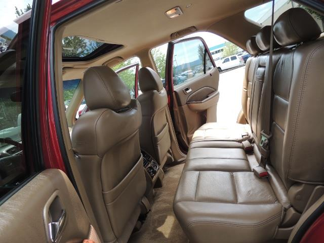 2002 Acura MDX Touring/ AWD / 3RD Row Seats / Leather / Moon Roof - Photo 19 - Portland, OR 97217