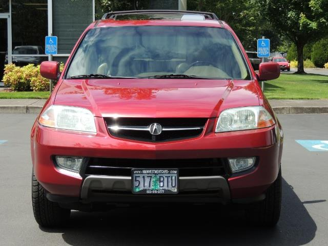 2002 Acura MDX Touring/ AWD / 3RD Row Seats / Leather / Moon Roof - Photo 44 - Portland, OR 97217