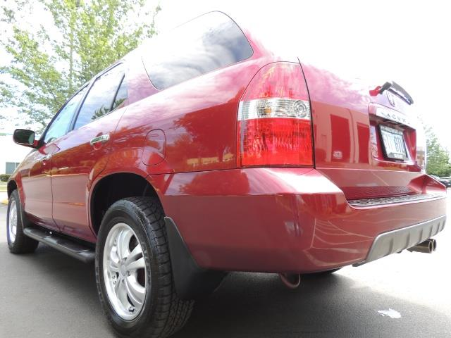 2002 Acura MDX Touring/ AWD / 3RD Row Seats / Leather / Moon Roof - Photo 9 - Portland, OR 97217