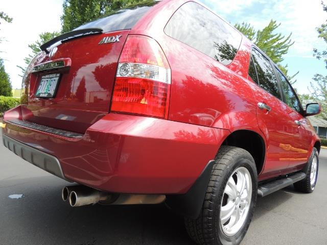 2002 Acura MDX Touring/ AWD / 3RD Row Seats / Leather / Moon Roof - Photo 10 - Portland, OR 97217