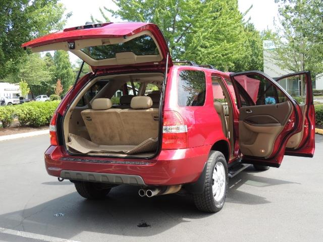 2002 Acura MDX Touring/ AWD / 3RD Row Seats / Leather / Moon Roof - Photo 14 - Portland, OR 97217